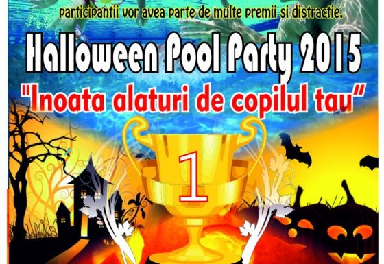 Petrecere de Halloween in Piscina