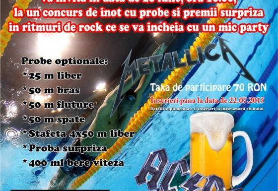 Rock Swim Challenge